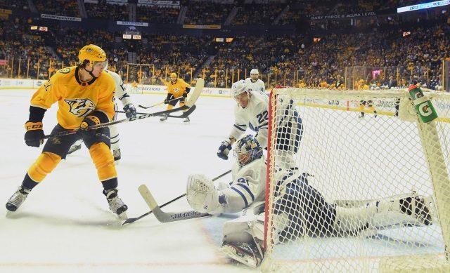 NHL power rankings: Nashville Predators and Toronto Maple Leafs