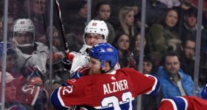 Could the Montreal Canadiens put Karl Alzner on waivers?