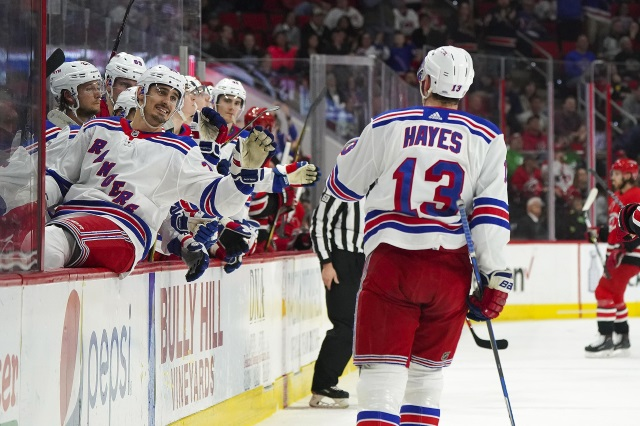 NHL Rumors: NY Rangers, And Players In The Rumor Mill And If They Should Be Traded Now Or Not - MyNHLTradeRumors.com NHL Rumors: NY Rangers, And Players In The Rumor Mill And If They Should Be Traded Now Or Not