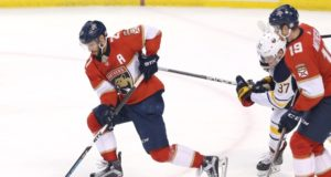 Vincent Trocheck suffers scary injury