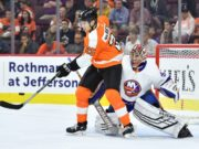 Looking like Philadelphia Flyers forward James van Riemsdyk could return on Thursday.