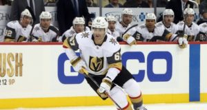 Vegas Golden Knights forward Max Pacioretty could return tonight