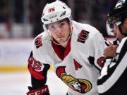 Ottawa Senators Matt Duchene gets traded to the Columbus Blue Jackets.
