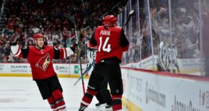 Taking a look the Arizona Coyotes at the quarter mark of the season.