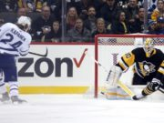 Toronto Maple Leafs and Pittsburgh Penguins are two NHL teams that could be looking to make a trade.