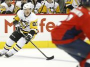 Pittsburgh Penguins Sidney Crosby could be out for a week.
