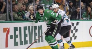 John Klingberg out for at least three weeks.