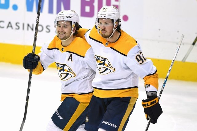 NHL power rankings: The Nashville Predators maintain the no. 1 overall ranking again this week