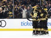 A look at the Boston Bruins a quarter way through the season.