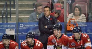 Florida Panthers Bob Boughner is one head coach who could be on the hot seat.