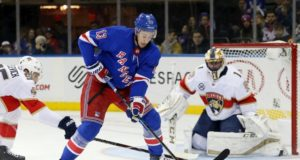 The New York Rangers will have to make a decision if Kevin Hayes fits into their future or if they should trade him.