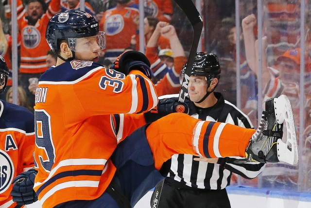 2018 NHL free agent signing Alex Chiasson has been a pleasant surprise for the Edmonton Oilers.