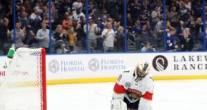 Roberto Luongo's future is still a bit uncertain for the Florida Panthers