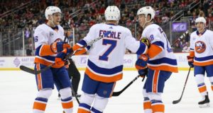 Looking at the New York Islanders at the quarter mark of the season.