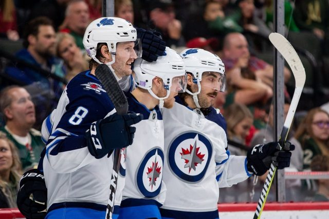 Taking a look the Winnipeg Jets at the quarter mark of the season.