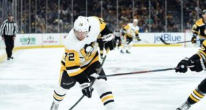 Pittsburgh Penguins forward Patric Hornqvist is out with a concussion.