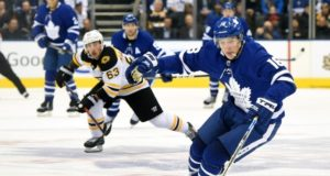 Mitch Marner's camp could be thinking about a mid term type contract.