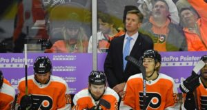 There will be more changes coming to the Philadelphia Flyers. Chuck Fletcher in the frontrunner for the GM position.