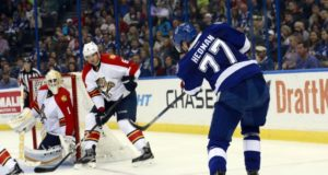 Victor Hedman likely out this weekend. Roberto Luongo activated from the IR.