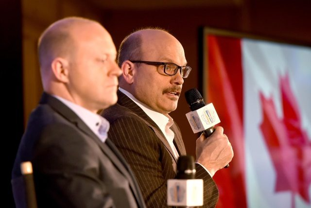 Stan Bowman and Peter Chiarelli are two GMs that could be in the hot seat