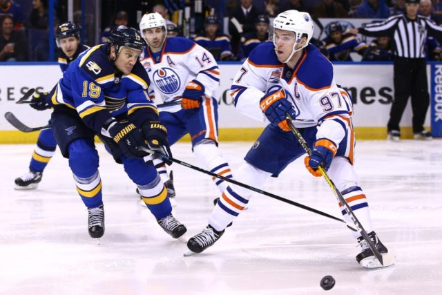 Both the St. Louis Blues and Edmonton Oilers have fired their head coaches. Is there a trade that could help save their season?