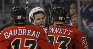 Taking a look at the Calgary Flames at the quarter mark of the season