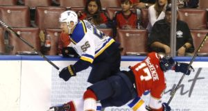 Teams are calling the St. Louis Blues about Colton Parayko. The Florida Panthers are looking for a defenseman.