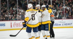 Nashville Predators injury updates