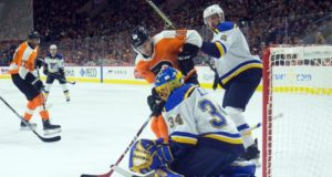 Philadelphia Flyers and St. Louis Blues are two teams that could be looking to make a move.