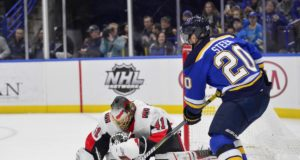 Should the Ottawa Senators look at trading Craig Anderson? When will the St. Louis Blues make a move?