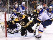 The Boston Bruins should be interested in St. Louis Blues forward Vladimir Tarasenko.