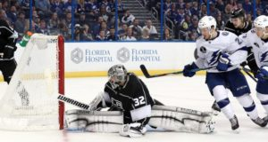 Could the Los Angeles Kings consider trading Jonathan Quick?