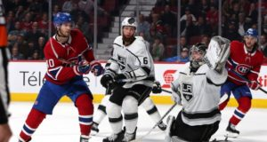 Could the Montreal Canadiens be interested in LA Kings Jake Muzzin?