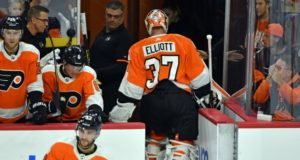 Recently nameed GM of the Philadelphia Flyers, Chuck Fletcher is expected to shake things up quickly.