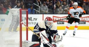 Could the Philadelphia Flyers be interested in Sergei Bobrovsky if he hits free agency?