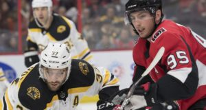 Matt Duchene to return tonight. Patrice Bergeron could return this weekend.