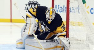 Pittsburgh Penguins Matt Murray's name has come up in trade speculation.