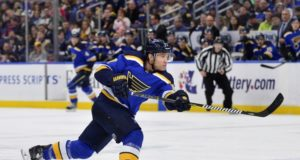 St. Louis Blues Jaden Schwartz could return tonight.