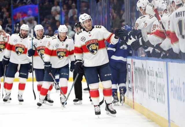The Florida Panthers had higher hopes this season and may need to make a move if they want to make it into the playoffs.