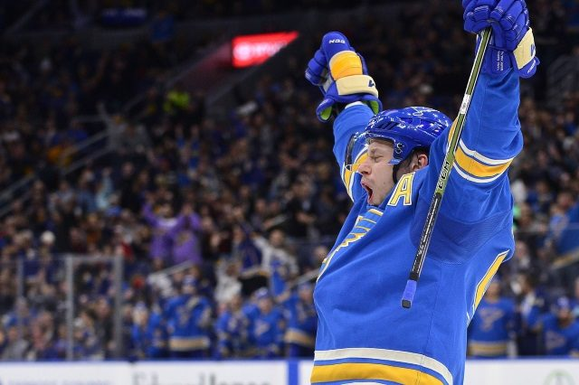 There has been plenty of talk about the St. Louis Blues in the NHL rumor mill.