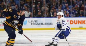 Jeff Skinner could be looking for over $9 million a season from the Buffalo Sabres. No contract offer for Jake Gardiner from the Toronto Maple Leafs yet.