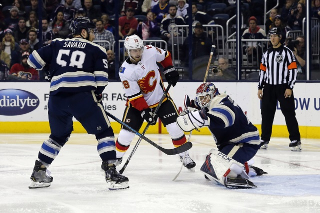 Calgary hands Wild first shutout loss of the season