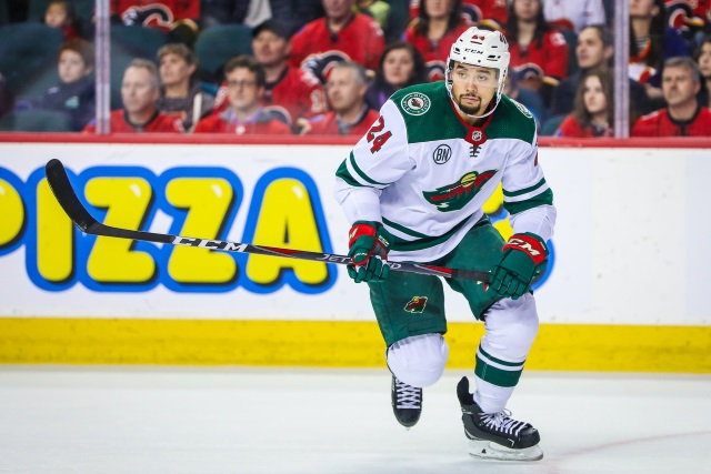 Minnesota Wild defenseman Matt Dumba will be out at least three months.