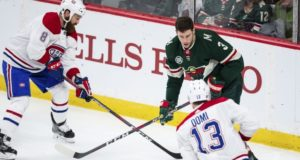 The Montreal Canadiens showed interest in Minnesota Wild forward Charlie Coyle before, but that may not longer be the case.
