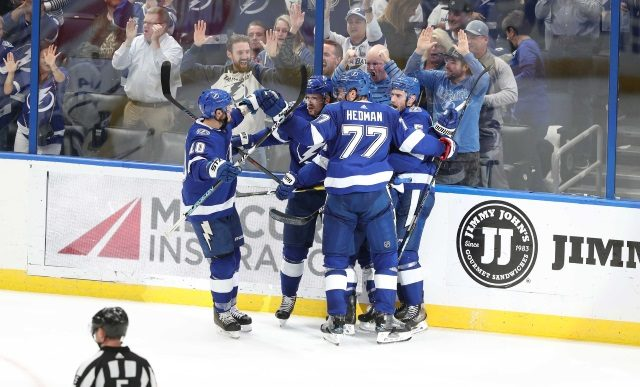 The Tampa Bay Lightning are quietly dominating the league.