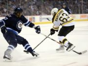 Dustin Byfuglien will be out until after the All-Star break. Brad Marchand will most likely play in the Winter Classic.