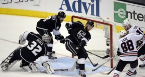 Los Angeles Kings and the Chicago Blackhawks are two teams that could be looking at some significant changes.