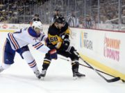 Kris Letang out day-to-day. Oscar Klefbom out six to eight weeks.