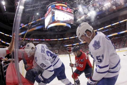 Teams are calling the Washington Capitals about Andre Burakovsky. The Toronto Maple Leafs have talked to pending UFA Jake Gardiner.