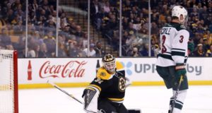 The Boston Bruins have kicked tires on Minnesota Wild forward Charlie Coyle.